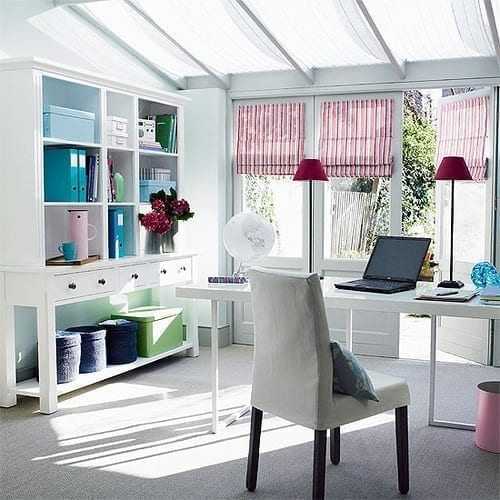 7 tips for keeping your home office organized