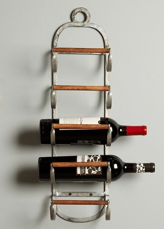 Anthropologie wine rack