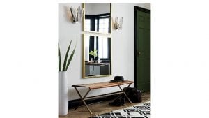 Five Easy Steps to Creating an Entryway