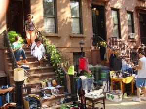 How to Throw A Stoop Sale