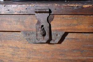 storing wooden furniture