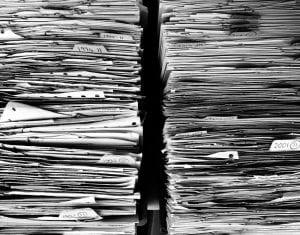 digitize paperwork