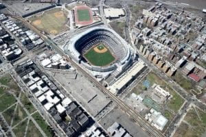 The Yankees and the Bronx