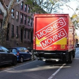 New York Moving Storage