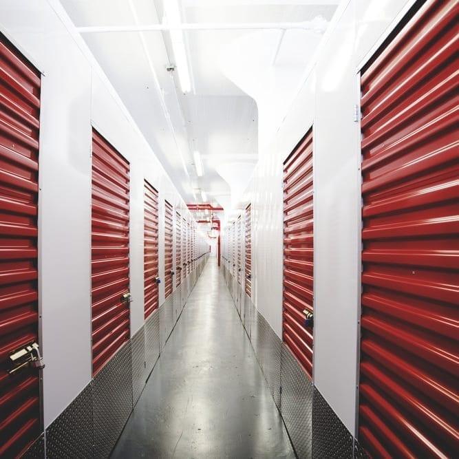 Moishe's storage hall