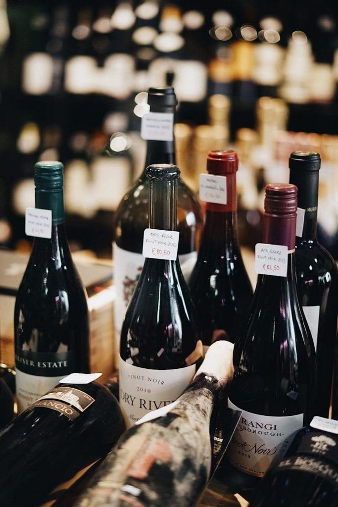 wine storage new york