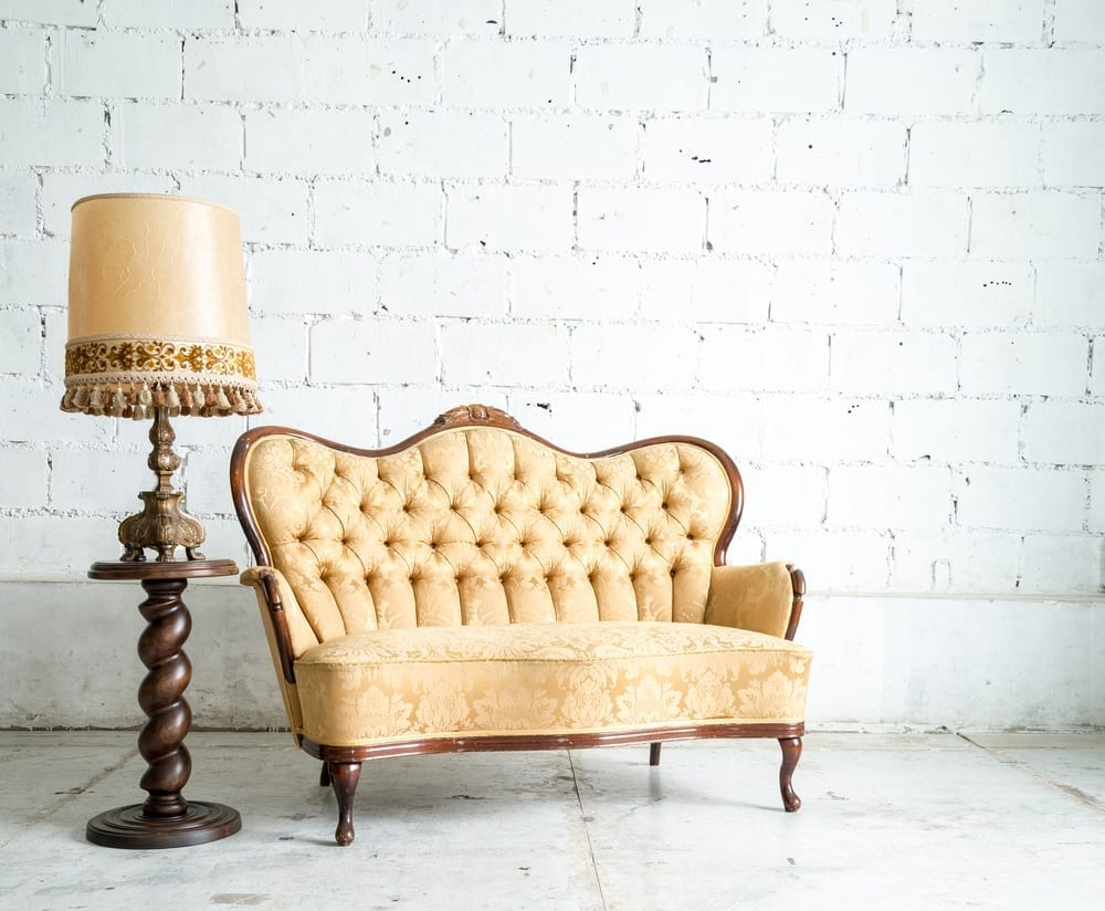 storage for antique furniture