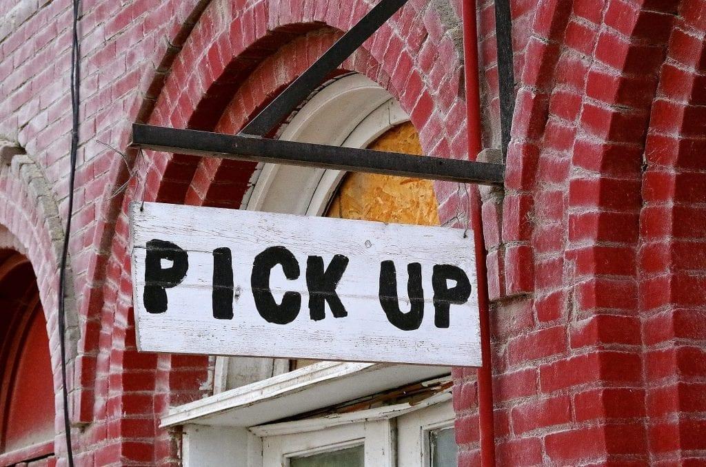 Donation-pickup
