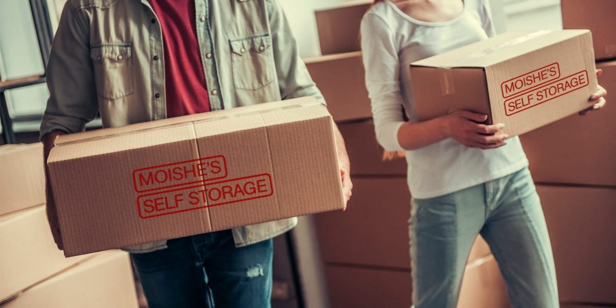 8 things to do before packing to make it easier