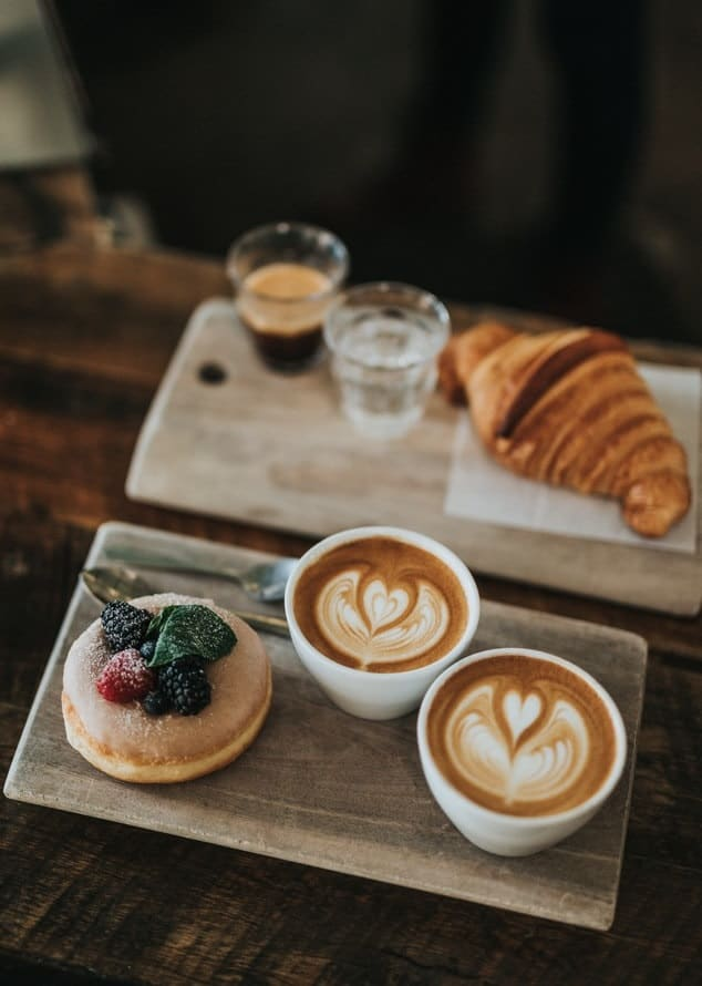 cafes and bakeries in williamsburg