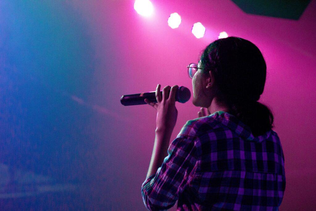 QED singer