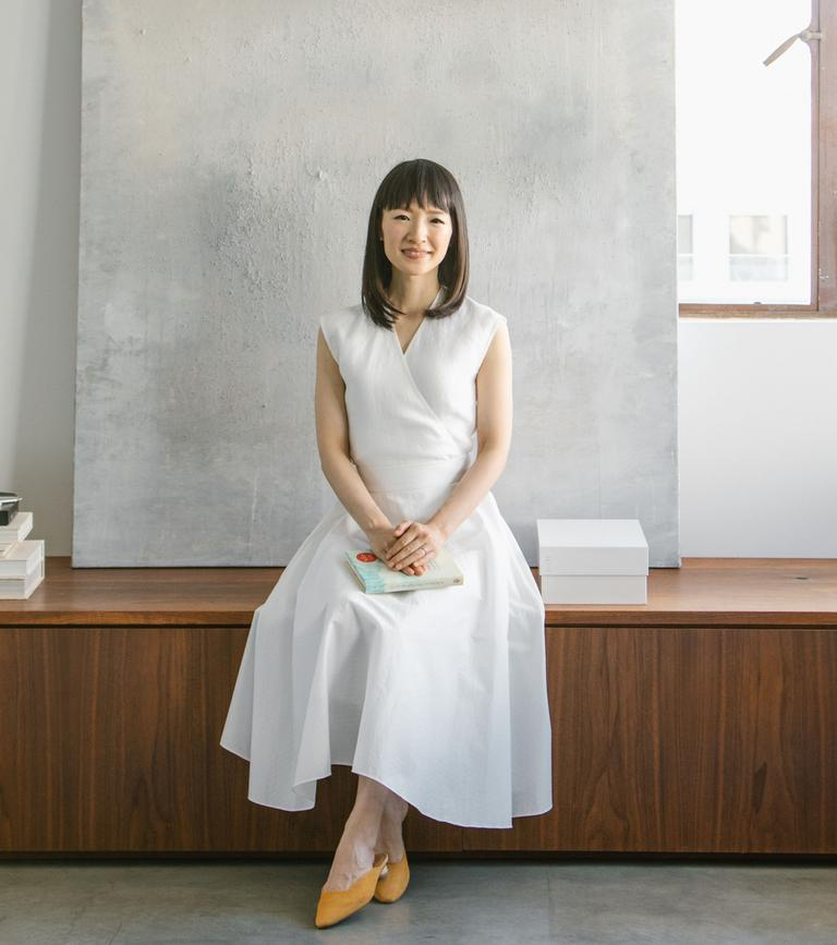 Marie Kondo's 6 rules to tidying up