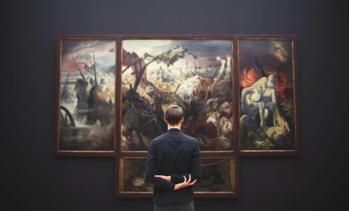 Tips on how to prepare precious artwork for long term storage