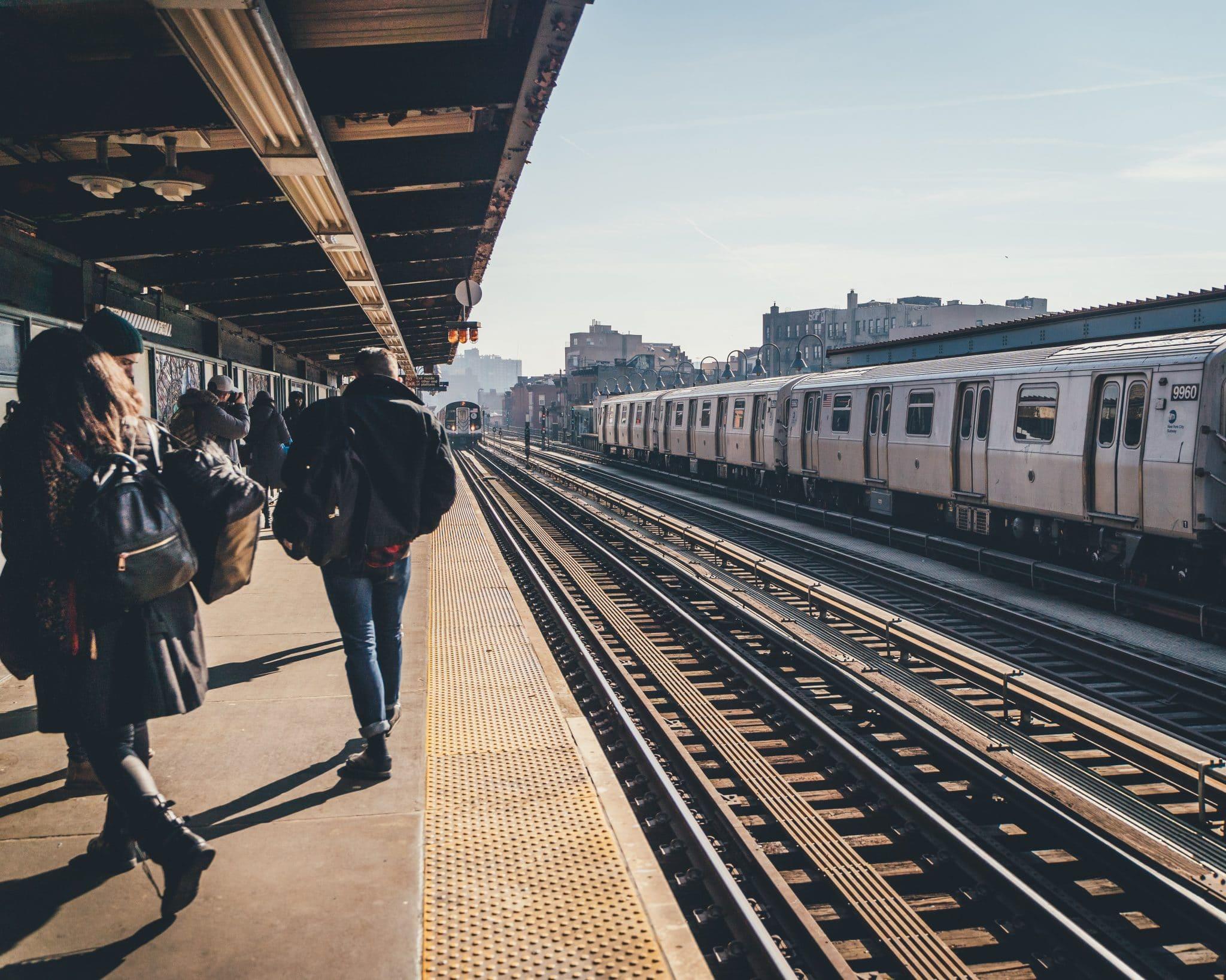 NYC train