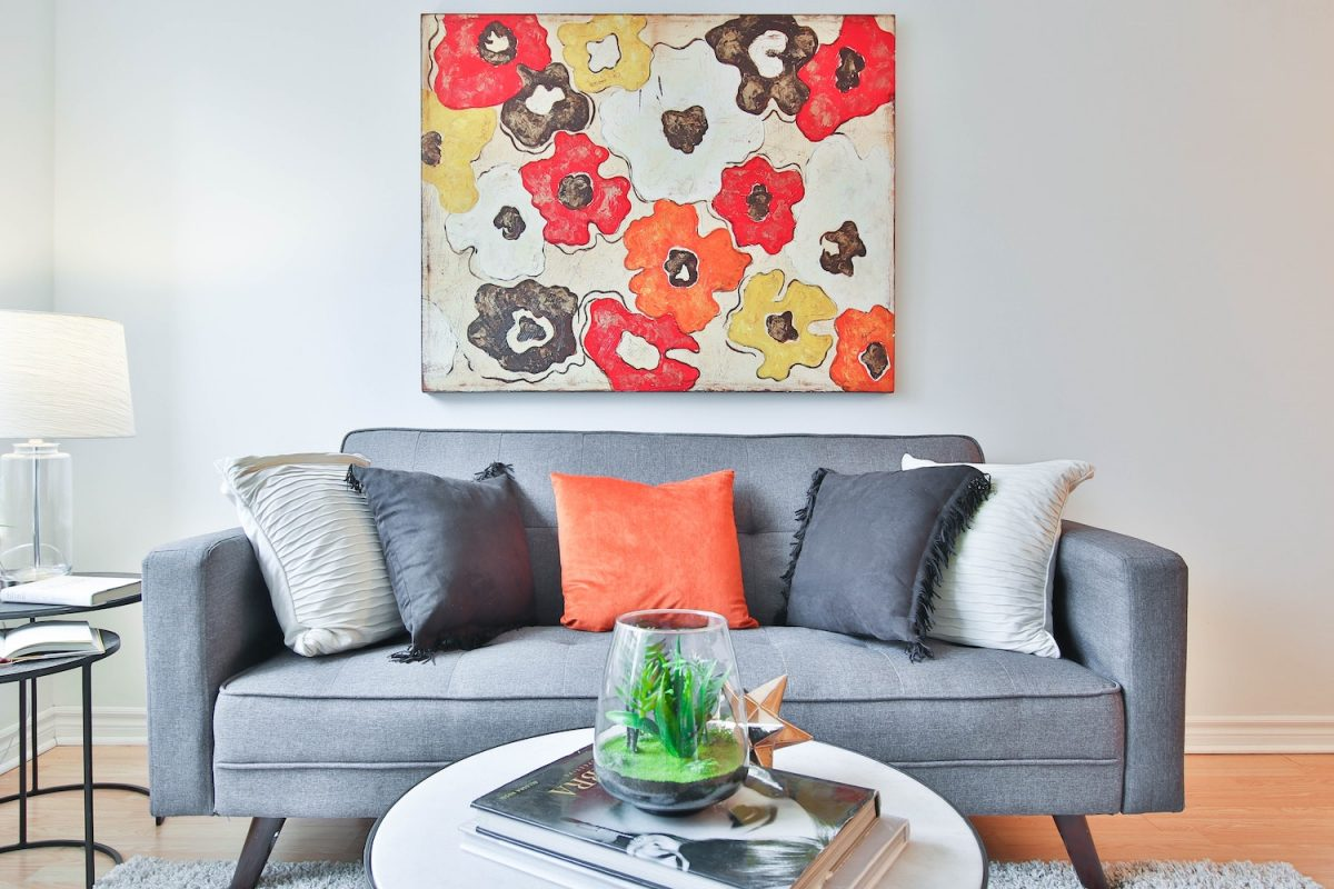 12 ways to make a small living space feel bigger