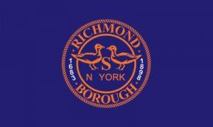 Richmond, NY, flag