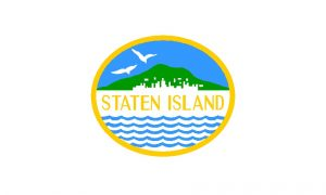 Staten Island, NY, flag (old)