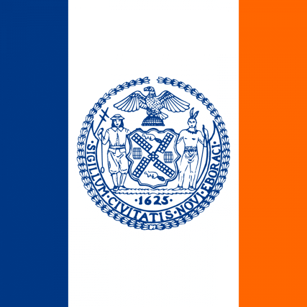 New York's Flags: State, NYC, and the 5 Boroughs [Meanings] Featured Image