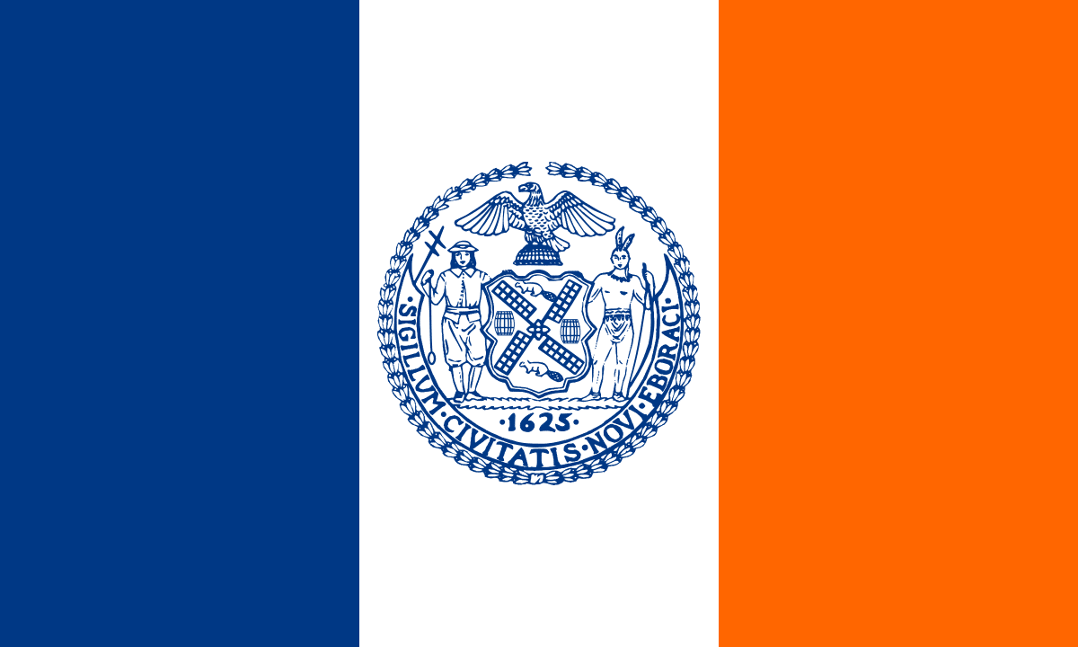 New York's Flags: State, NYC, and the 5 Boroughs [Meanings]