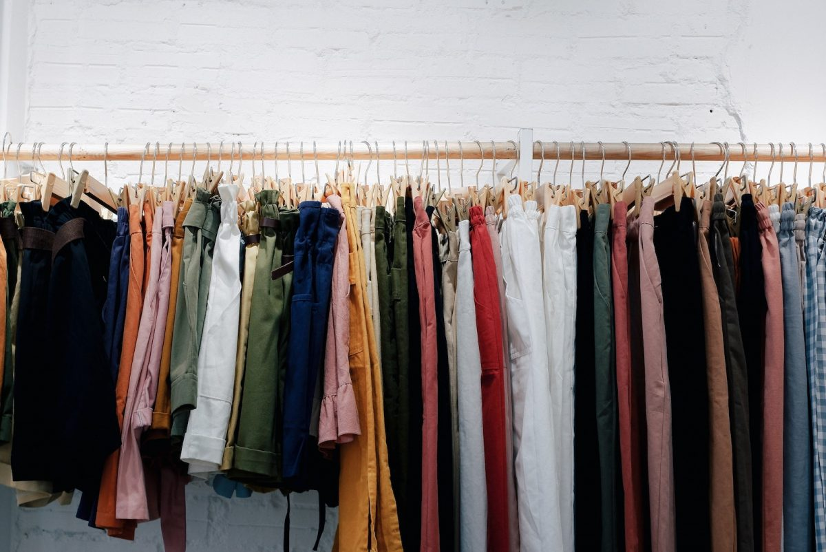 How to Store Hanging Clothing in a Mini Storage Unit