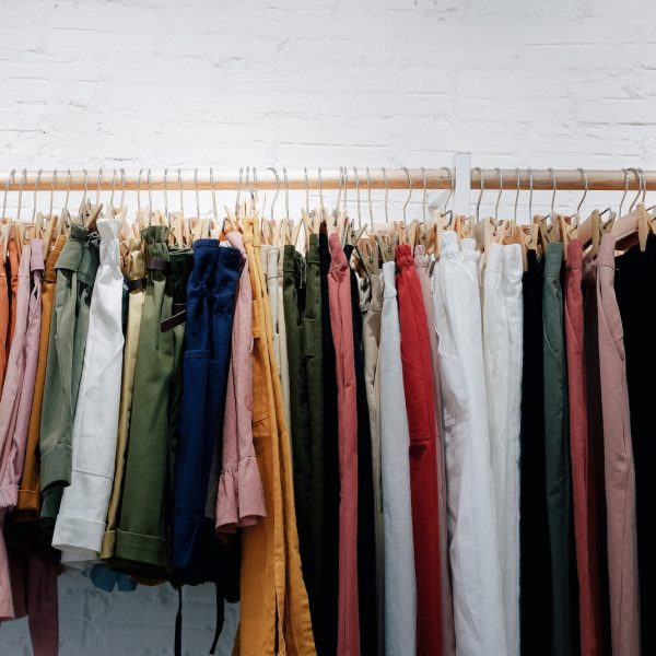 How to Store Hanging Clothing in a Mini Storage Unit Featured Image