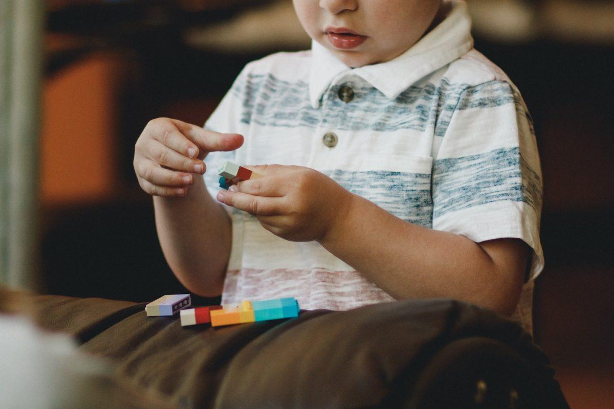 How Storage Helps Declutter a Child's Bedroom